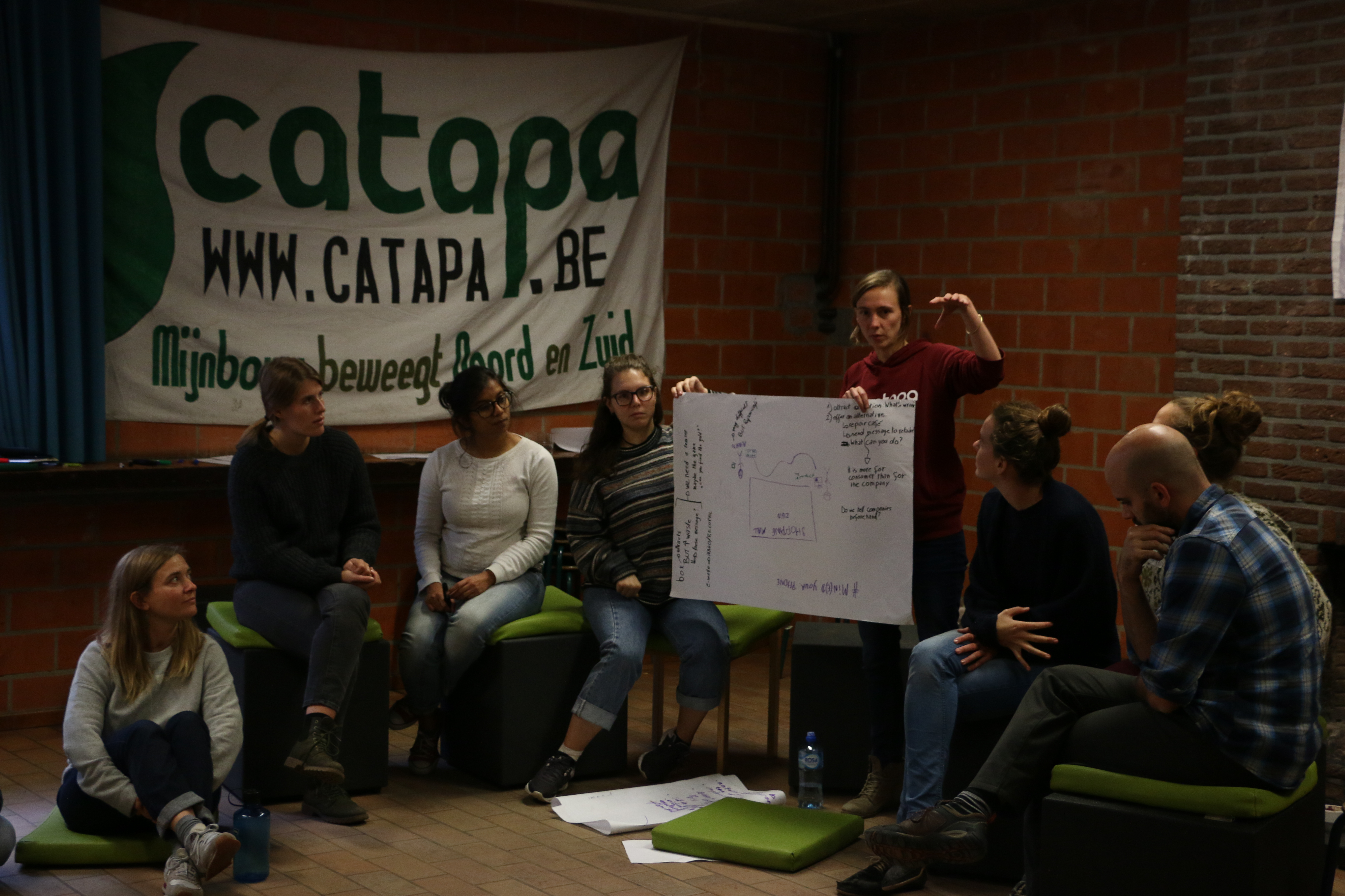 CATAPA training